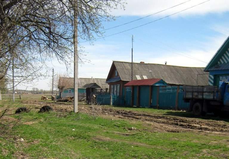 Деревни Малые Морки и Туранча