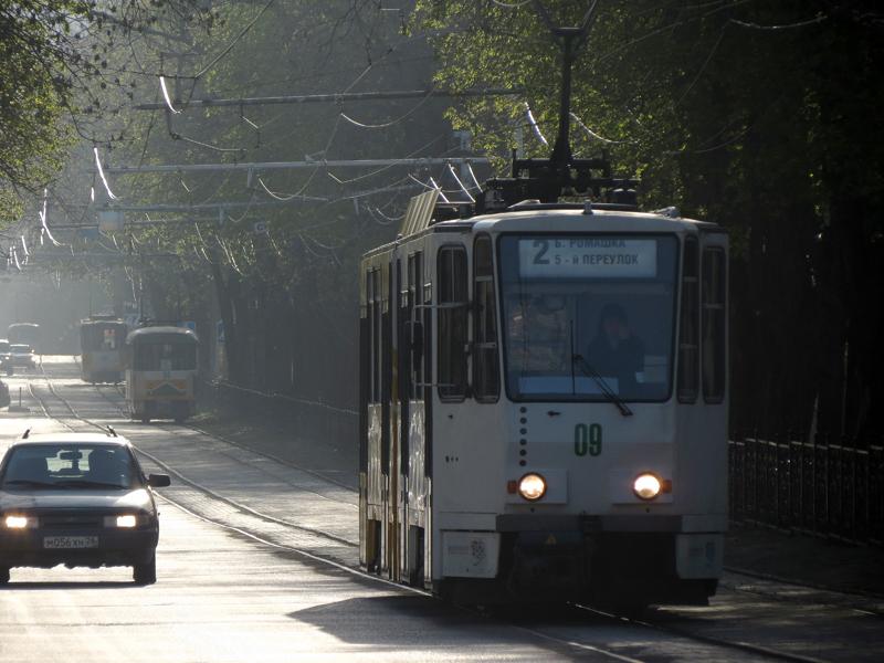 Главная улица Пятигорска