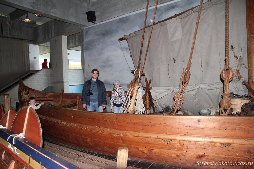 Дания, Музей кораблей викингов