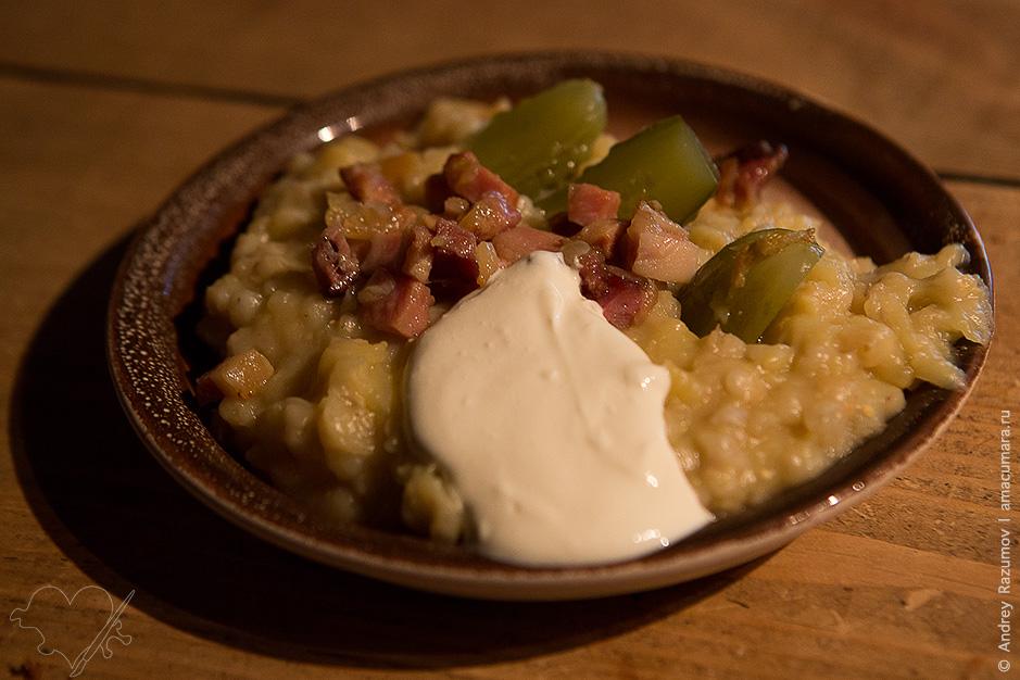 Что едят в Эстонии