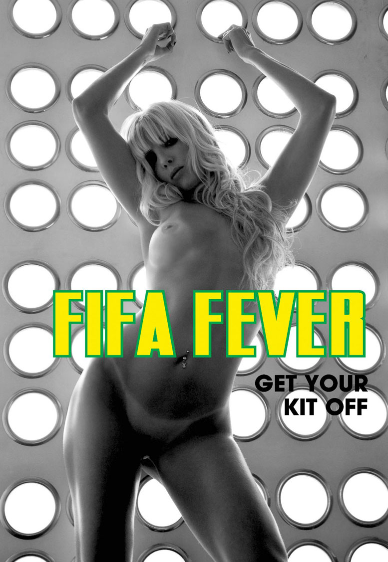 Playboy South Africa june 2014 / FIFA Fever