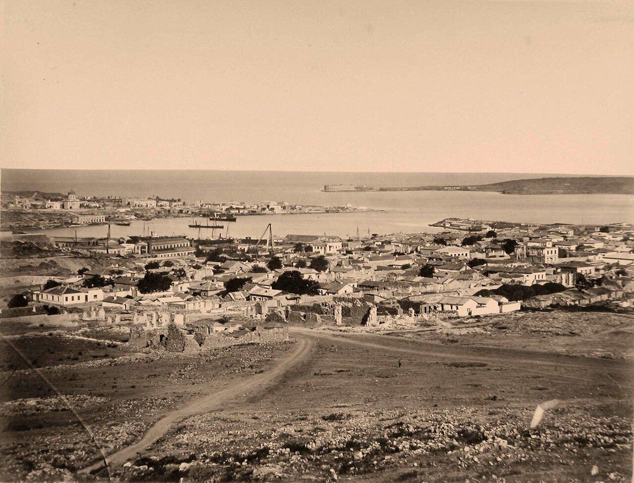 26. Панорама прибрежной части города