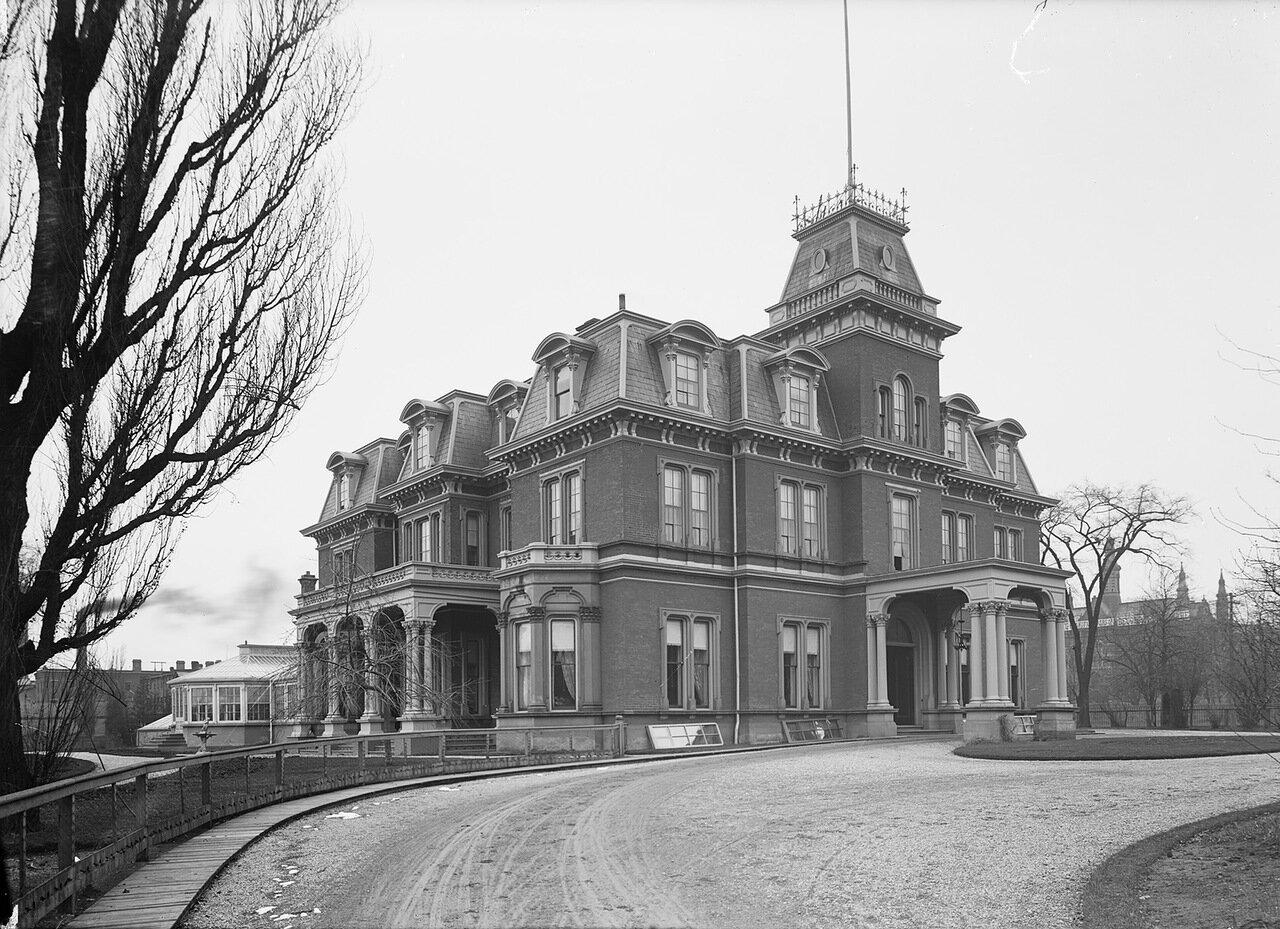 Вид на здание с северо-востока