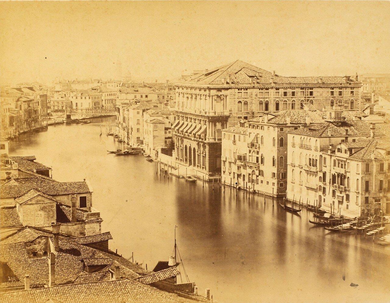 Панорама Венеции