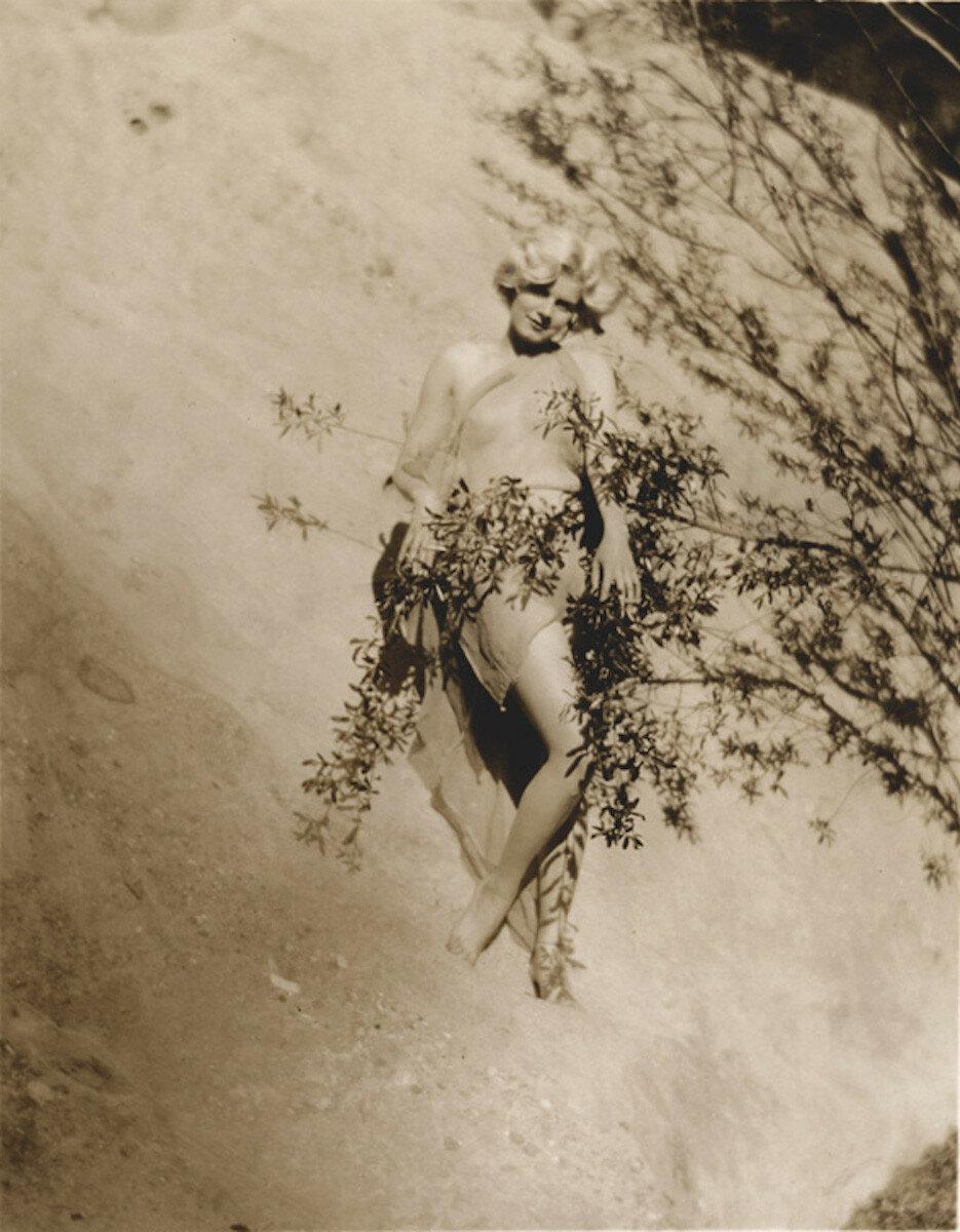 1930-е. Джин Харлоу