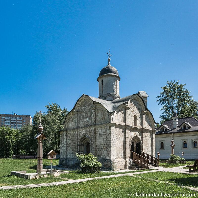 Церковь Трифона ы Напрудном