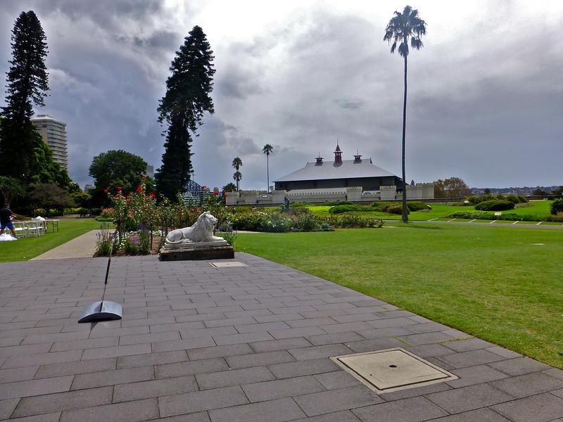 Королевский Ботанический Сад Сиднея