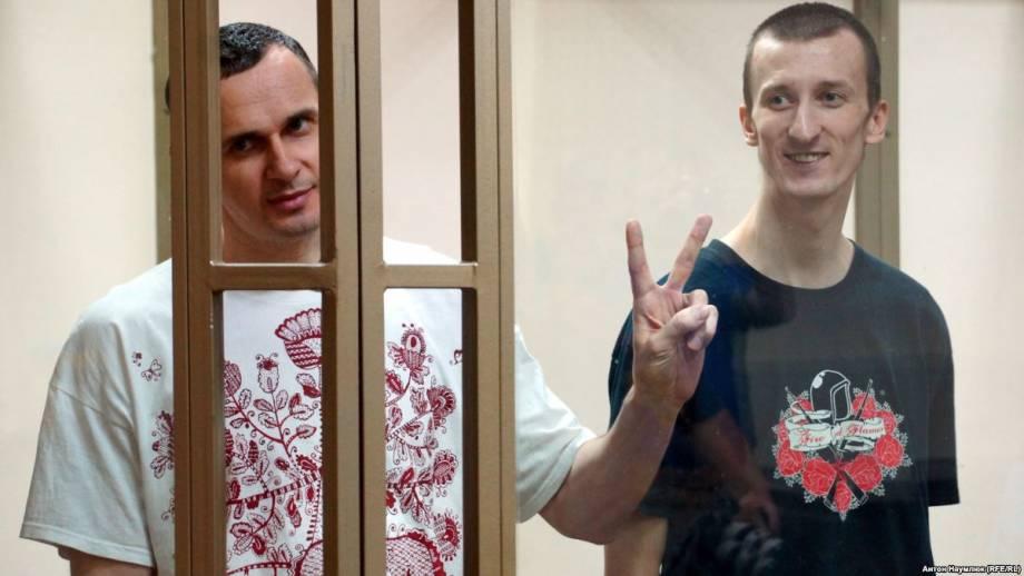 Кремль: Путин поручил проработать список о помиловании 16 человек, среди которых Сенцов и Кольченко