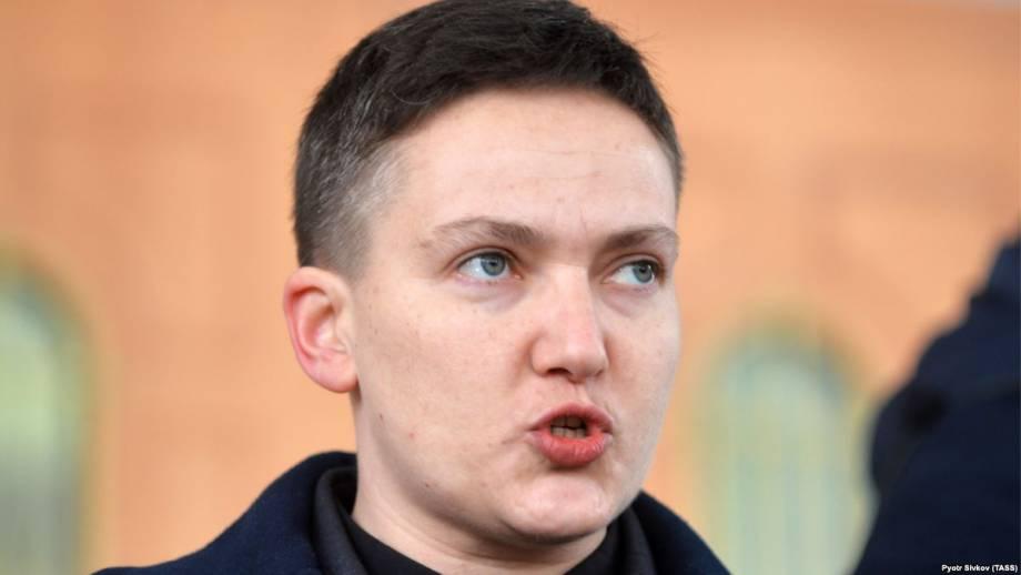 Депутат обнародовал представление ГПУ на привлечение к уголовной ответственности Савченко