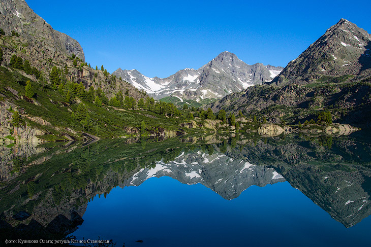 Пейзажи горного Алтая (30 фото)