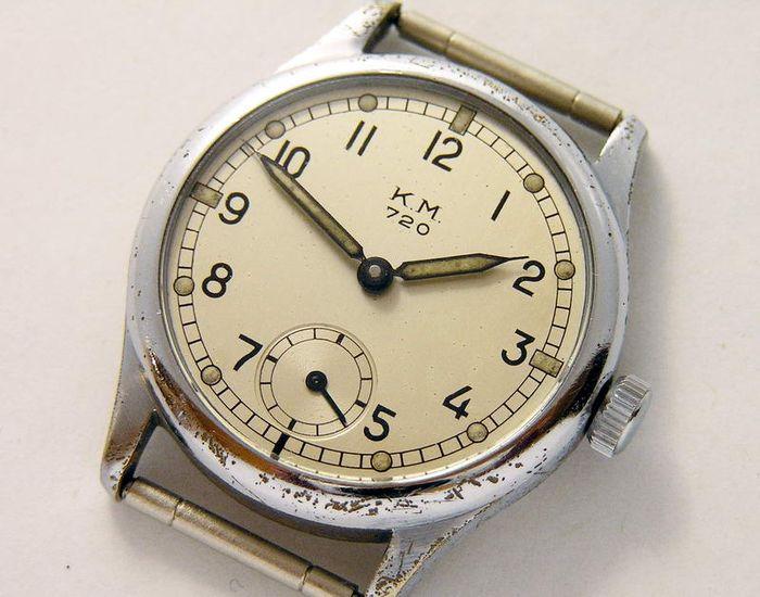 Какие часы носили советские солдаты и офицеры во время Великой Отечественной войны
