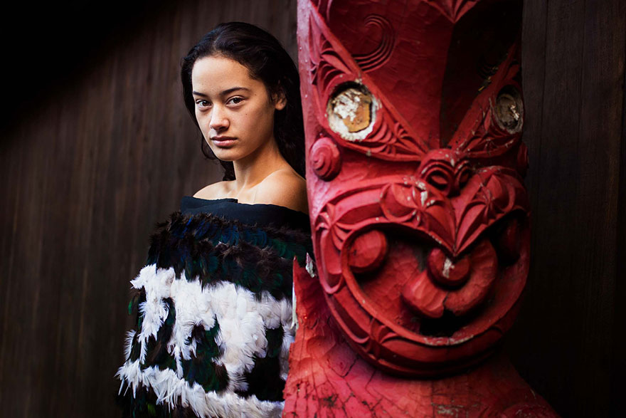 «Атлас красоты» — 100 портретов женщин со всего мира