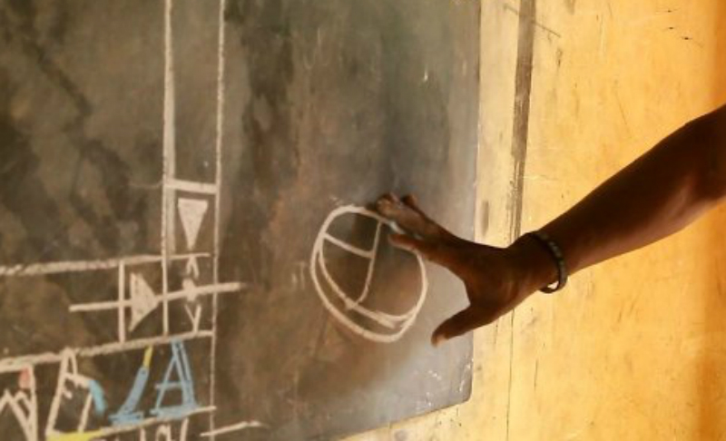 Microsoft Гана компьютер образование учитель школьники