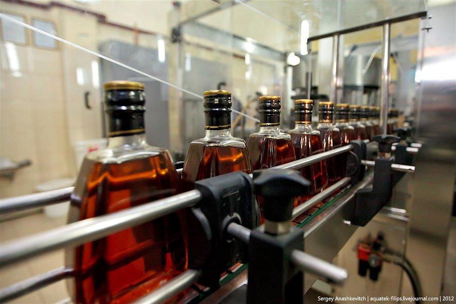 алкоголь коньяк Крым познавательно производство технология