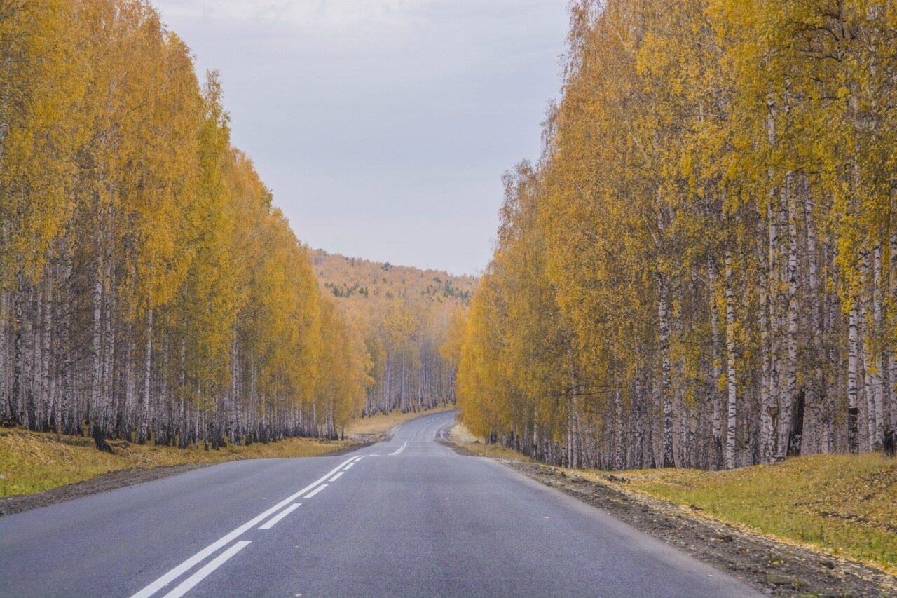 Минутка осеннего Урала, часть 2