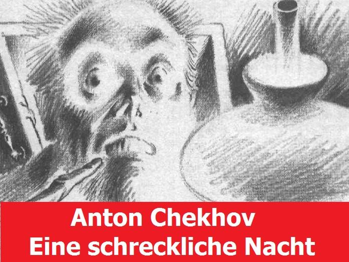 Антон Чехов на немецком языке: