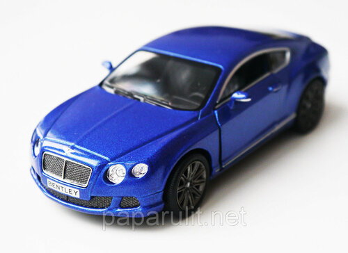 Kinsmart Bentley Continental