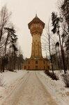 Гидротехническая башня Политеха