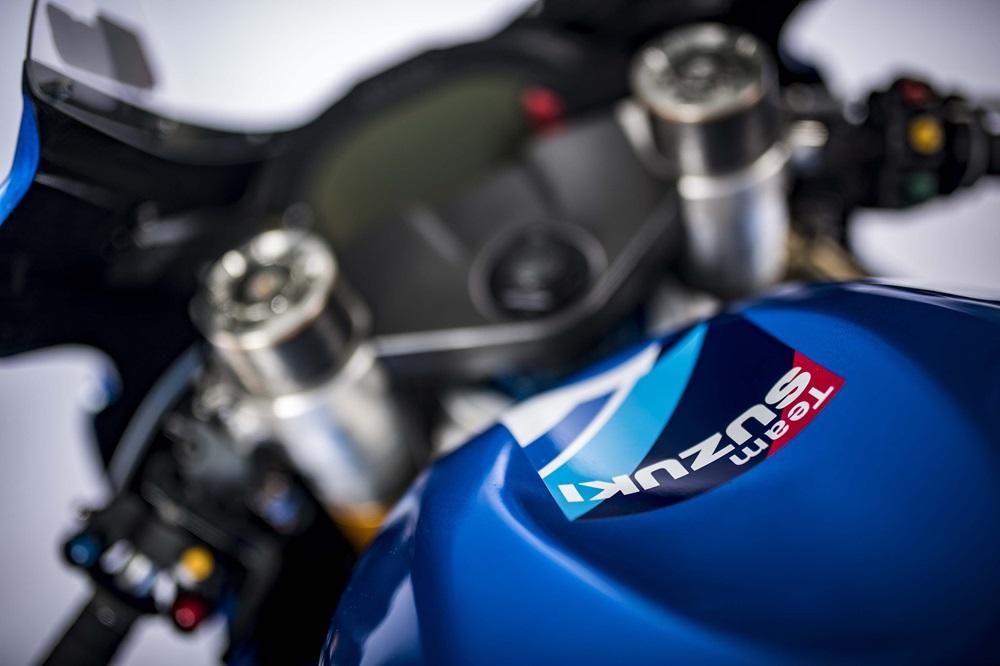 Фотографии команды Suzuki Ecstar 2018