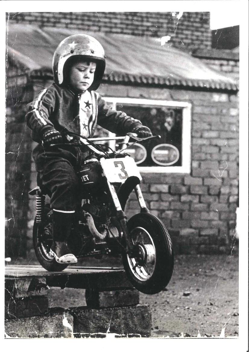Джон Макгиннес в молодости (фото)