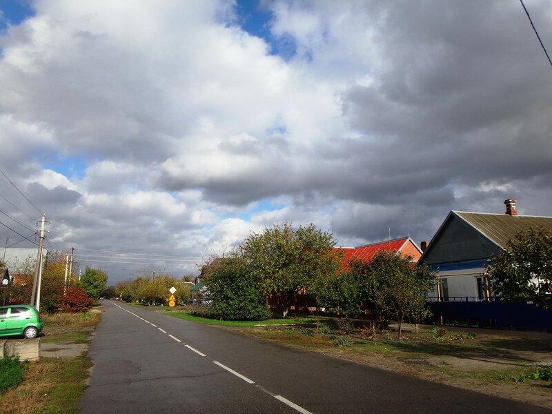 Улица ... На финише октября, в городе у моря Азовского. (78).JPG