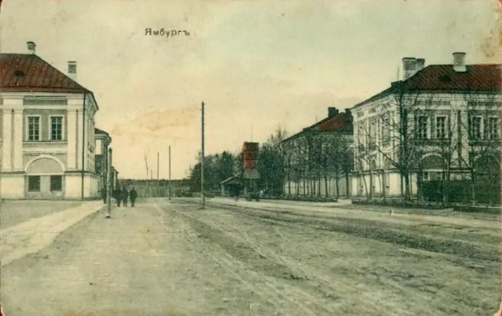 ZAVODFOTO / История городов России в фотографиях: Ямбург