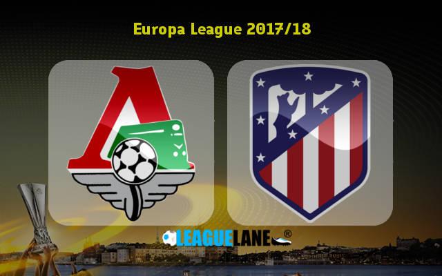 Локомотив – Атлетико (15.03.2018) | Лига Европы 2017/18