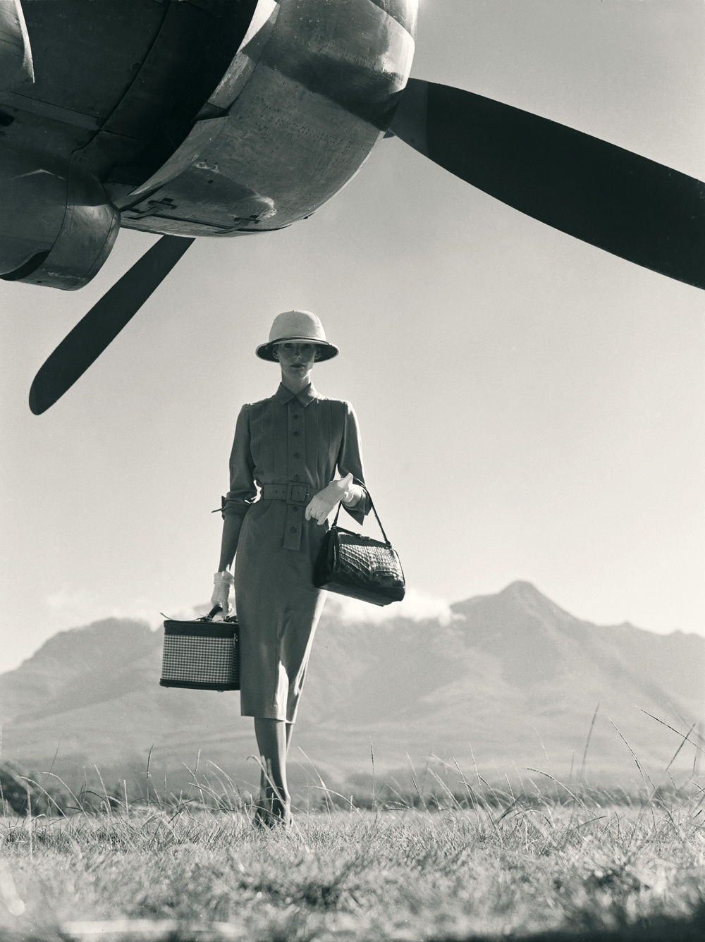 Норман Паркинсон. Колдовство фотографии.