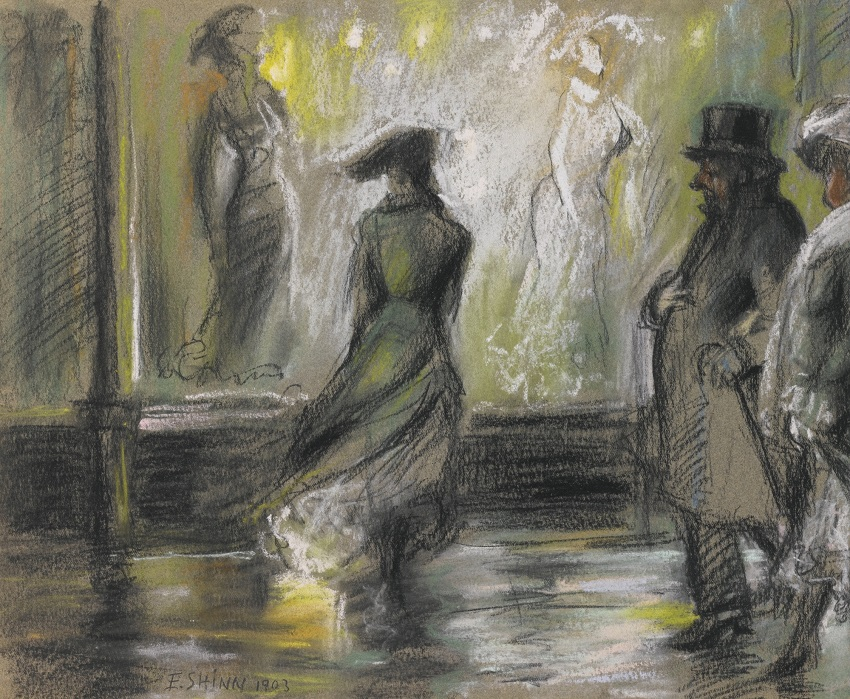 WINDOW SHOPPING, 1903