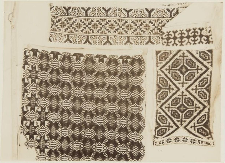 Материальная культура хантов из Тобольского музея