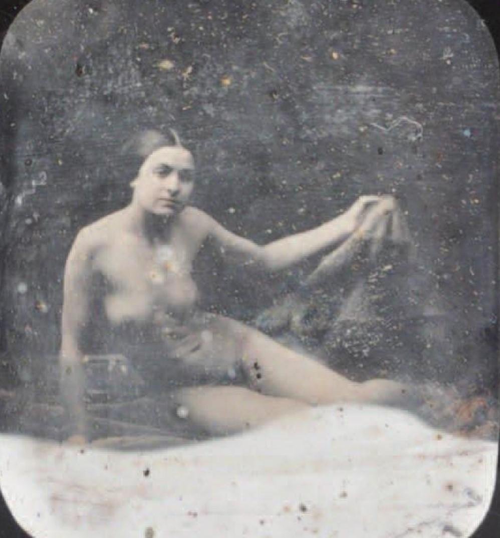 1850. Обнаженная