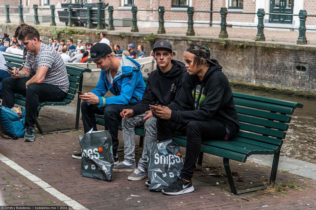 Амстердам, в котором не хочется жить