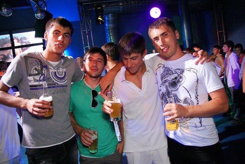 Александр Кокарев Пермь в клубе с пивом
