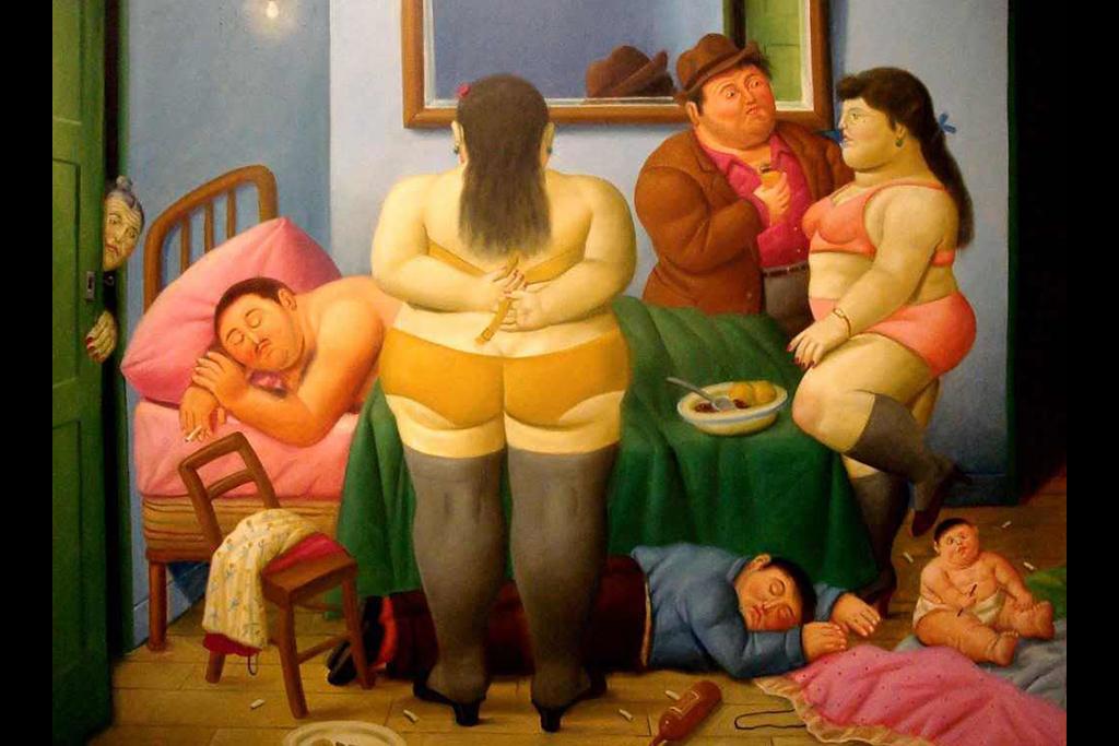 Поэт жирных ляжек в стране восходящего наркотраффика...