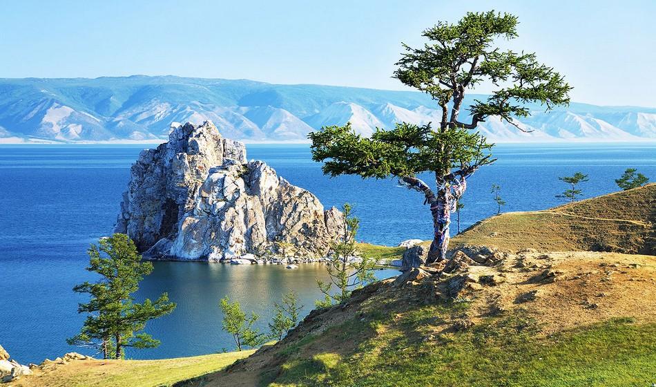 Самые красивые озера в мире