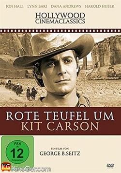 Rote Teufel um Kit Carson (1940)