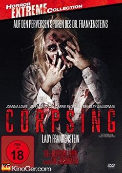 Corpsing - Lady Frankenstein (2013)