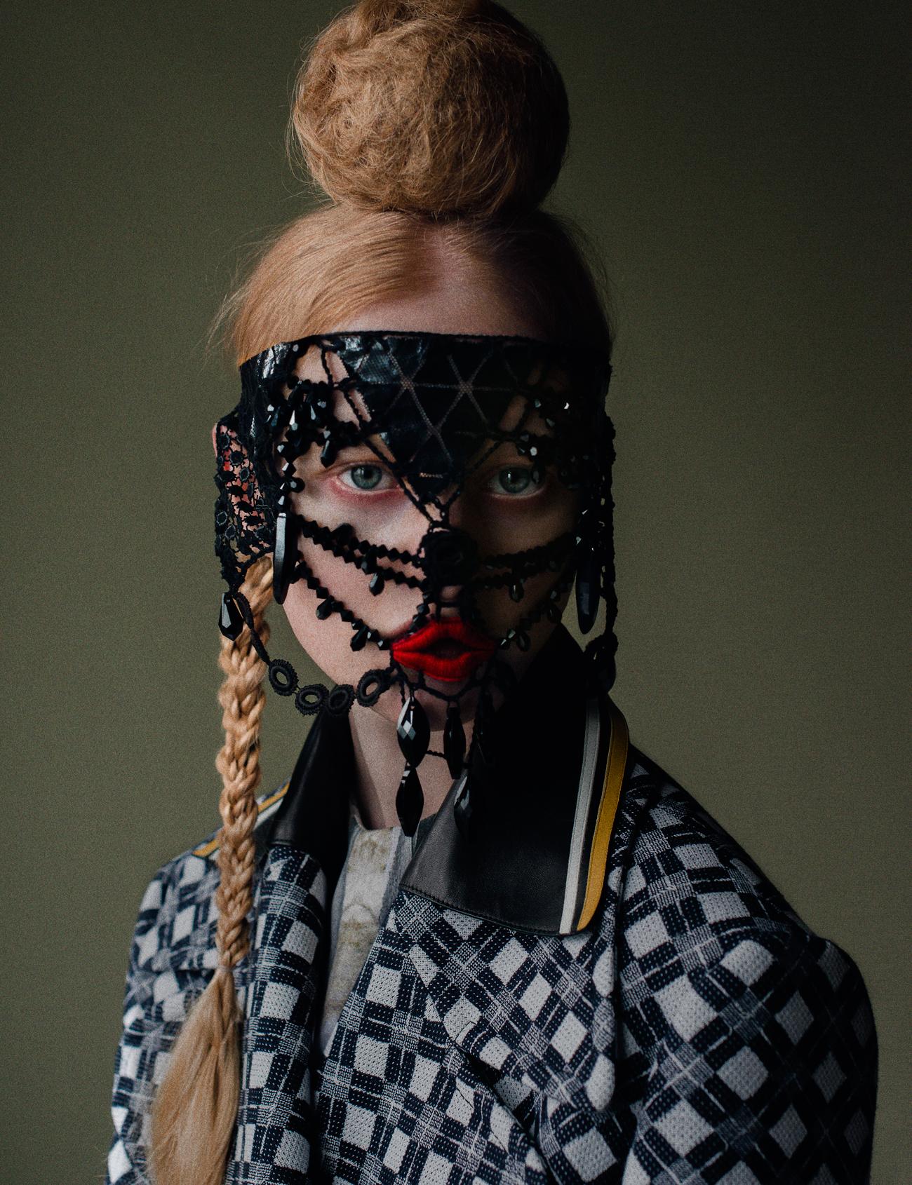Eikon for OE MAGAZINE | Elizaveta Porodina