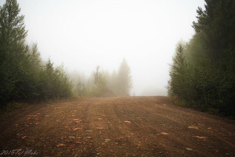 Туманные дороги БАМа