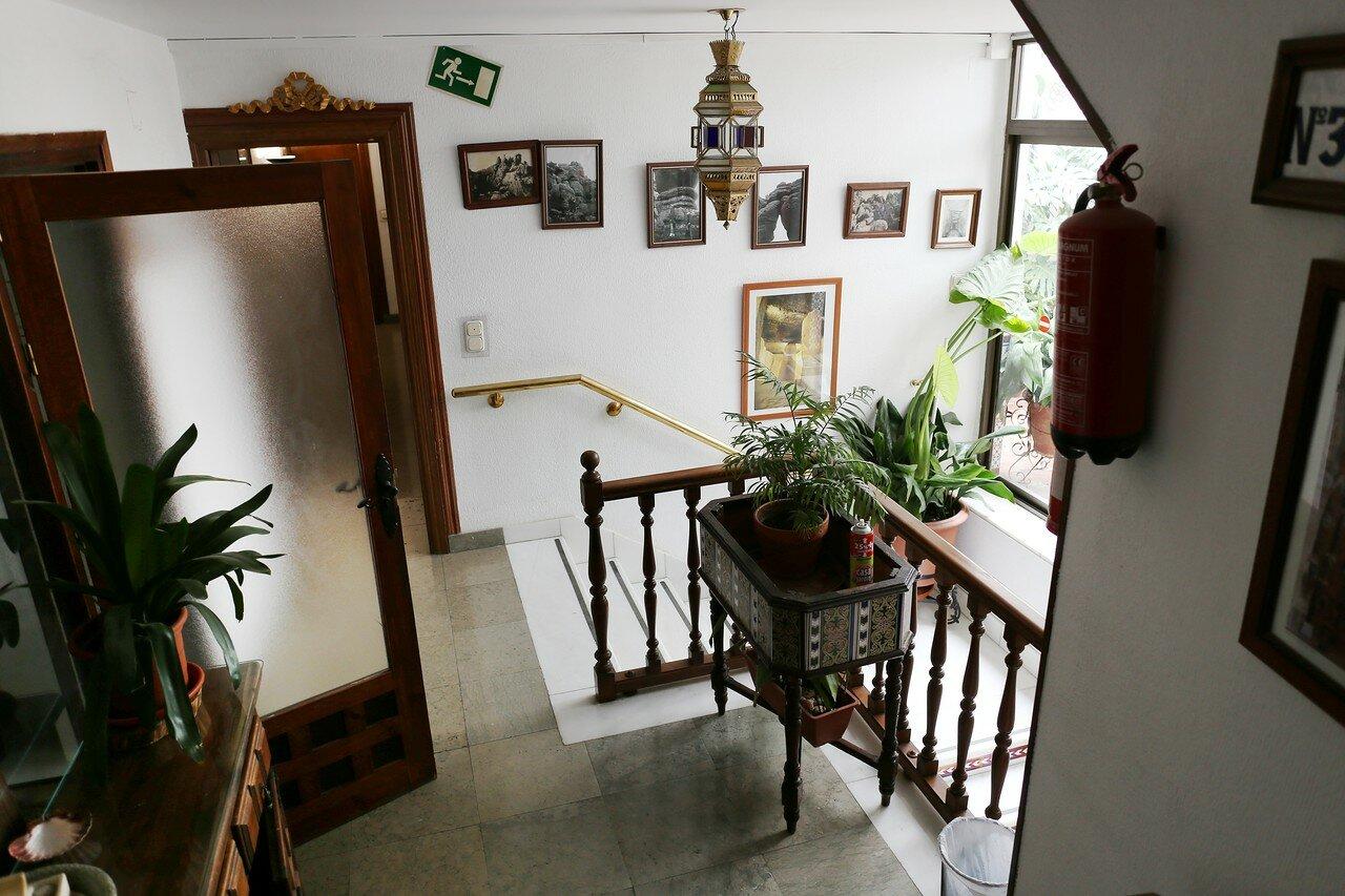 Hostal Colon Antequera. Интерьеры
