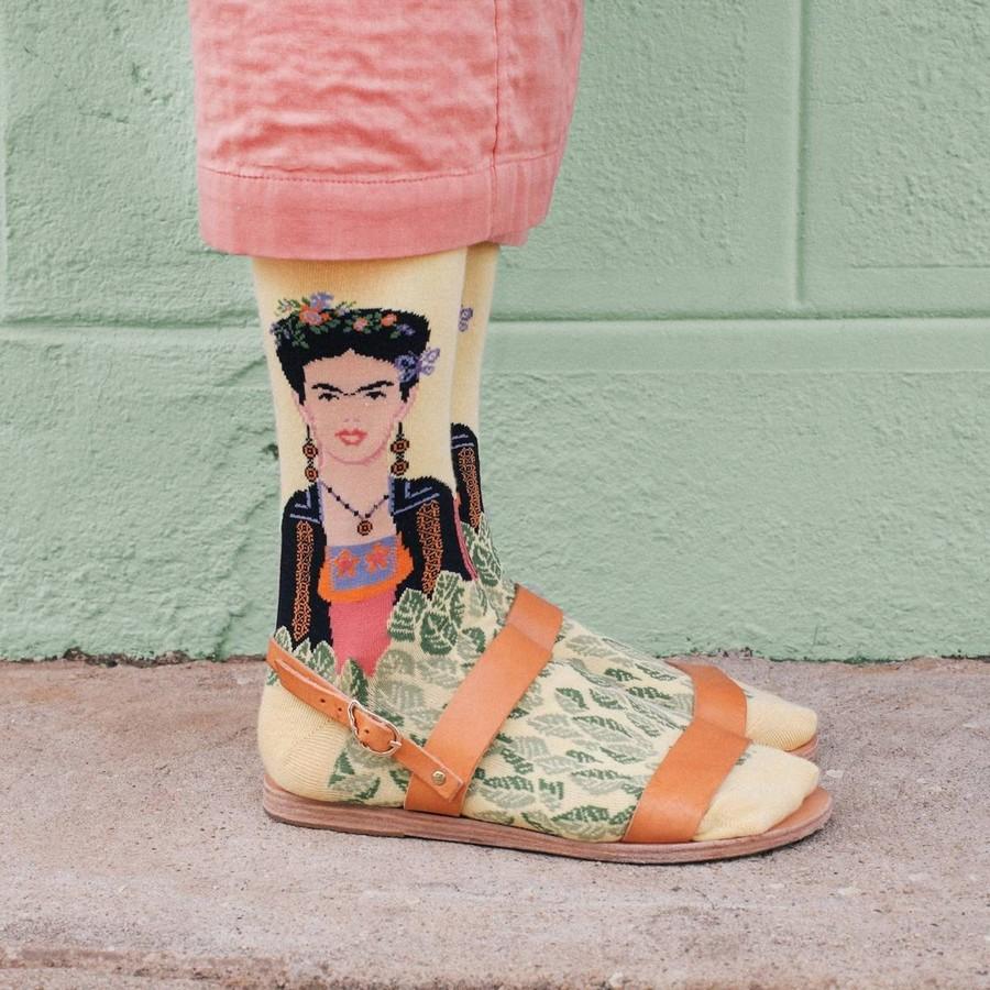 1. Art Socks — это совместный проект стилиста и автора популярного блога Кейт О'Брайен (Kate Brien)