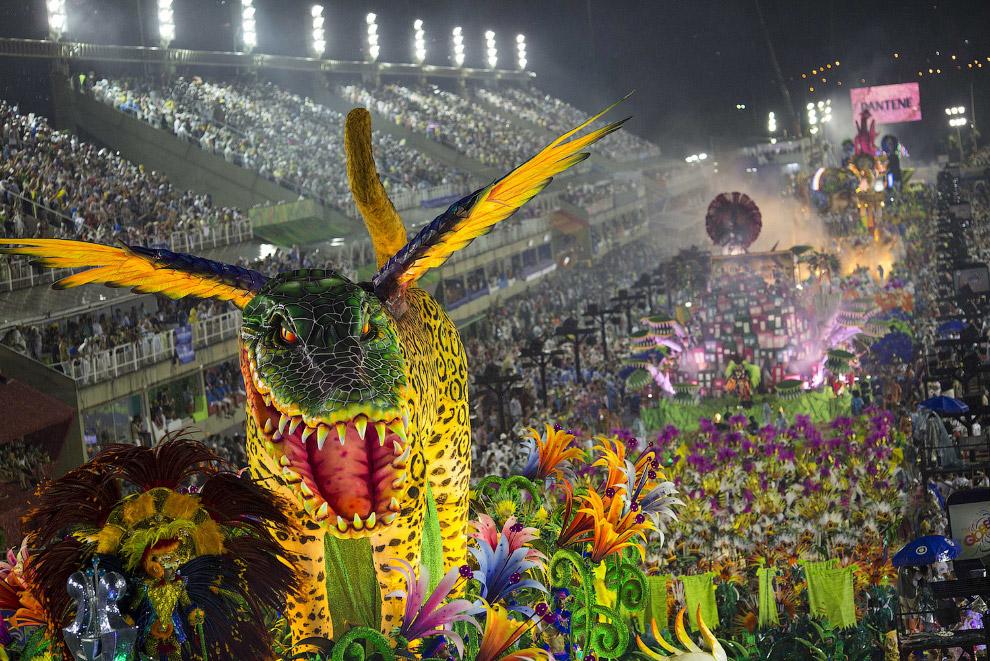 17. Ангел венецианского карнавала, 19 февраля 2017. (Фото Alberto Pizzoli):