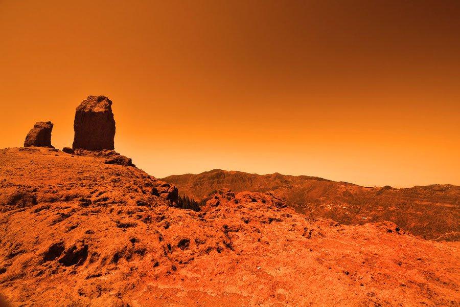НАСА: Жизнь наМарсе схожа наземную