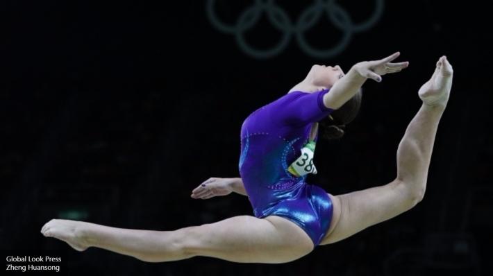 Делегация Китая считает несправедливой бронзовую медаль гимнастки Мустафиной наОИ