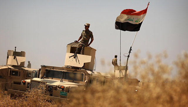 ВИраке началось наступление врайоне подконтрольного ИГИЛ города Мосул