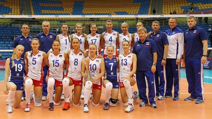 Сербия— конкурент женской сборной РФ вчетвертьфинале Рио