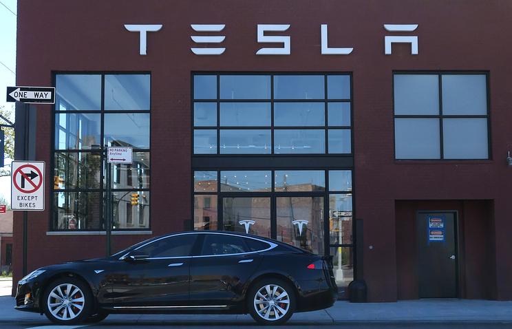 Tesla Motors ищет деньги для слияния сSolarCity