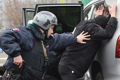 Оперативники МУРа открыли огонь при задержании группы автоугонщиков