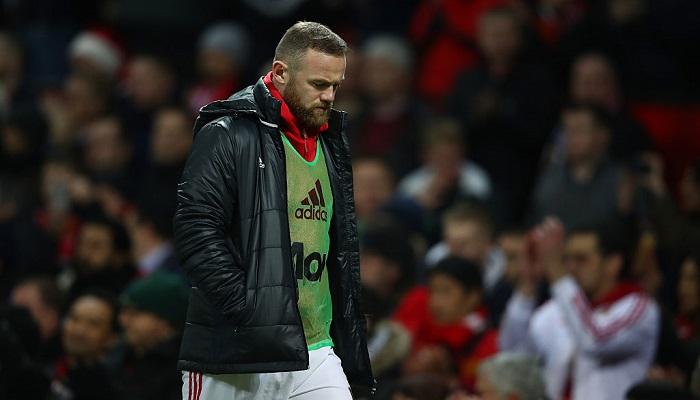 Уэйн Руни несможет посодействовать «Манчестер Юнайтед» вматче против «Мидлсбро»