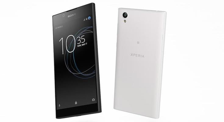 Бюджетный 5,5-дюймовый смартфон Сони  Xperia L1 получил SoC MediaTek MT6737T